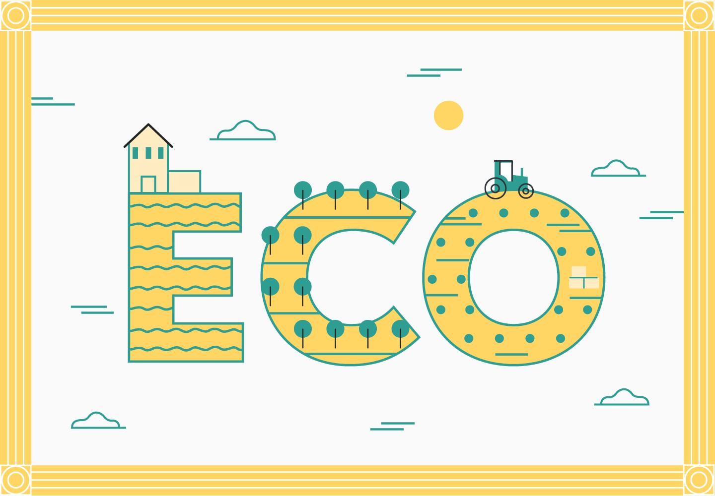 Ilustración ECO CrowdFarming