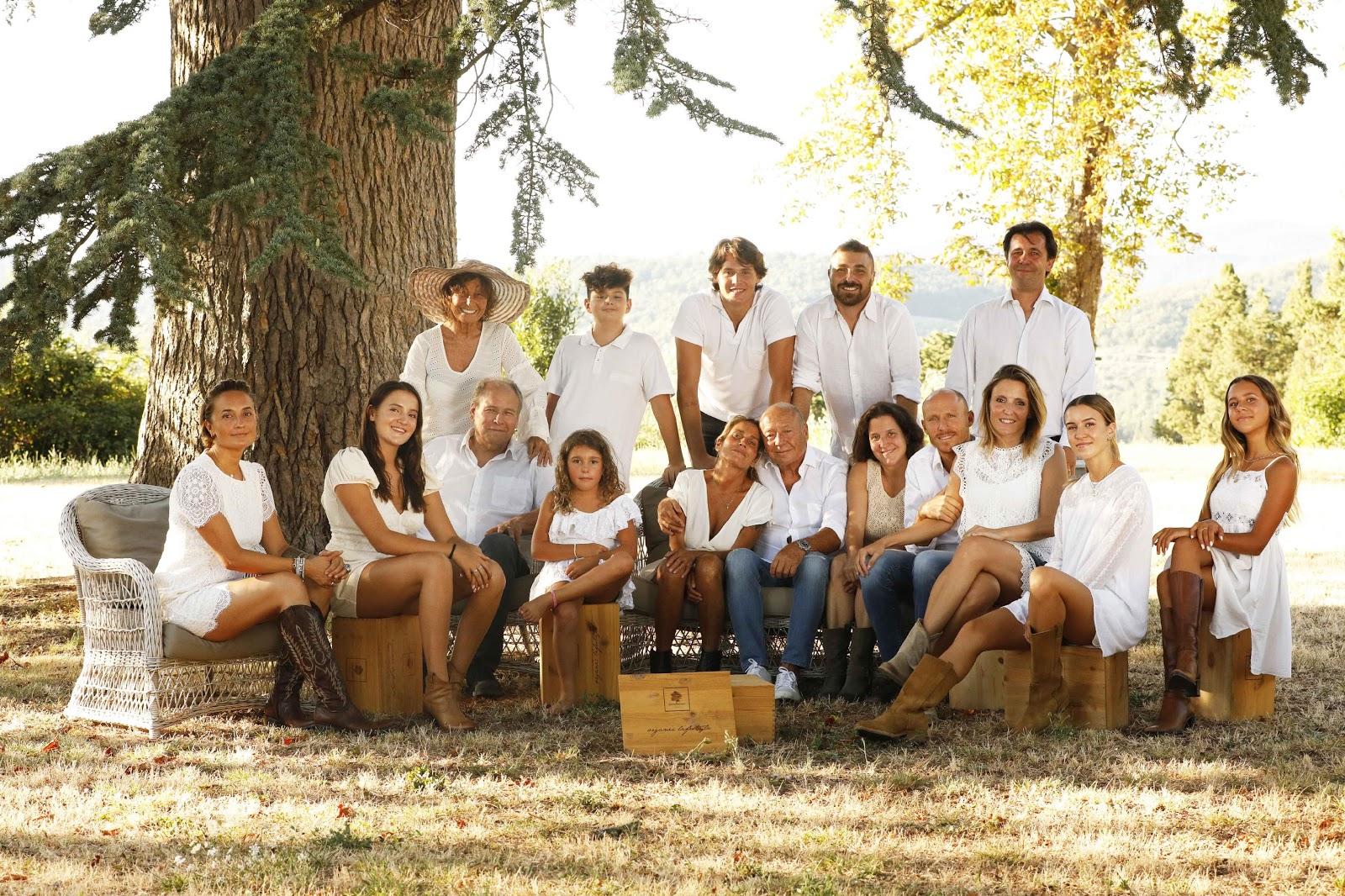 Fattoria Lavacchio's work team